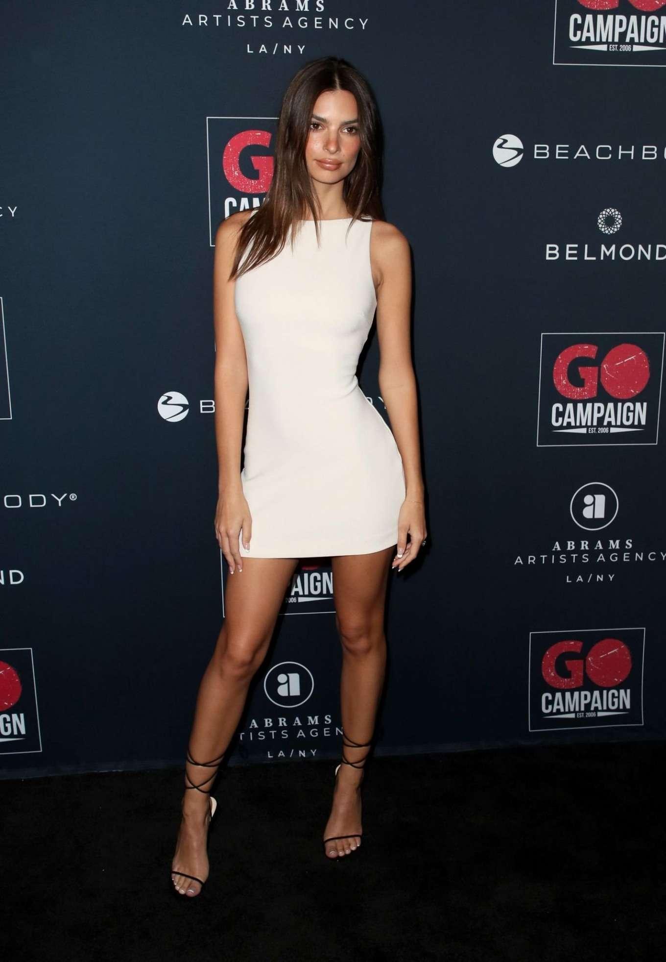 Emily Ratajkowski 2019 : Emily Ratajkowski – Go Campaigns 2019 Go Gala in Los Angeles-11