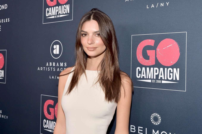 Emily Ratajkowski 2019 : Emily Ratajkowski – Go Campaigns 2019 Go Gala in Los Angeles-29