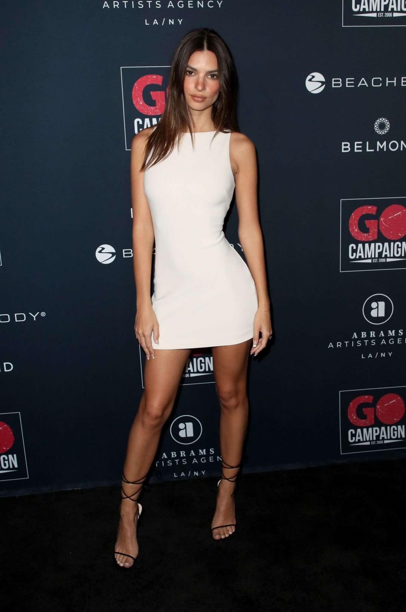 Emily Ratajkowski 2019 : Emily Ratajkowski – Go Campaigns 2019 Go Gala in Los Angeles-35