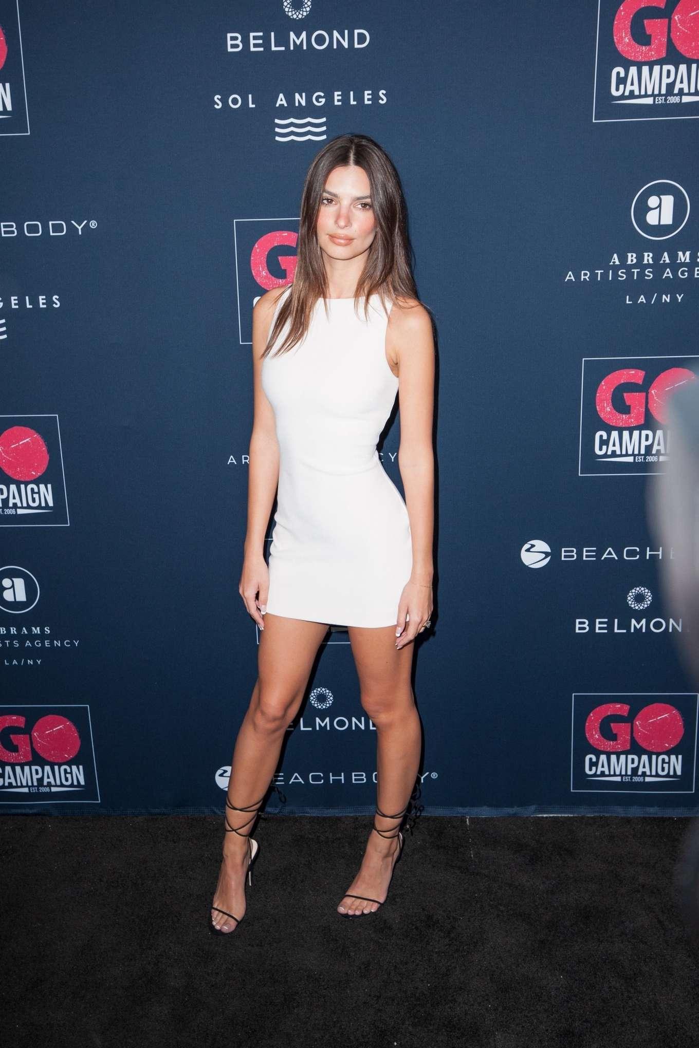 Emily Ratajkowski 2019 : Emily Ratajkowski – Go Campaigns 2019 Go Gala in Los Angeles-37