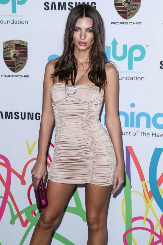Emily Ratajkowski - 'Goldie's Love In For Kids' Event in Los Angeles