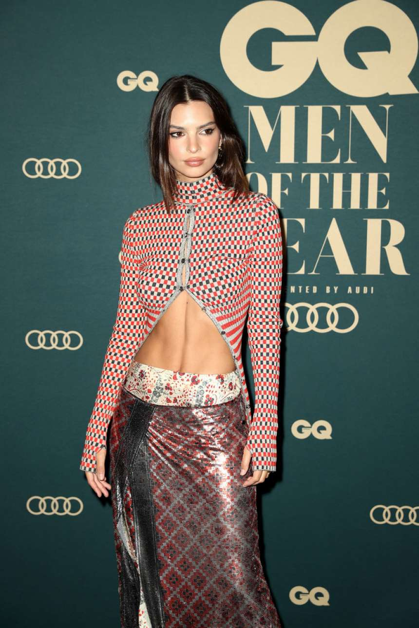 Emily Ratajkowski – GQ Australia Men of The Year Awards 2018 in Sydney