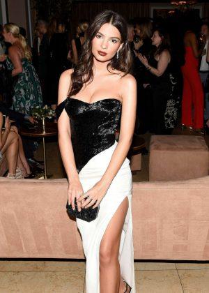 Emily Ratajkowski - Harper's Bazaar Celebrates 150 Most Fashionable Women in West Hollywood
