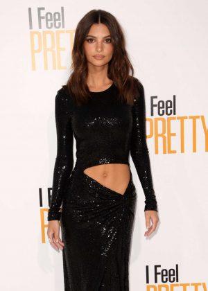Emily Ratajkowski - 'I Feel Pretty' Premiere in Los Angeles