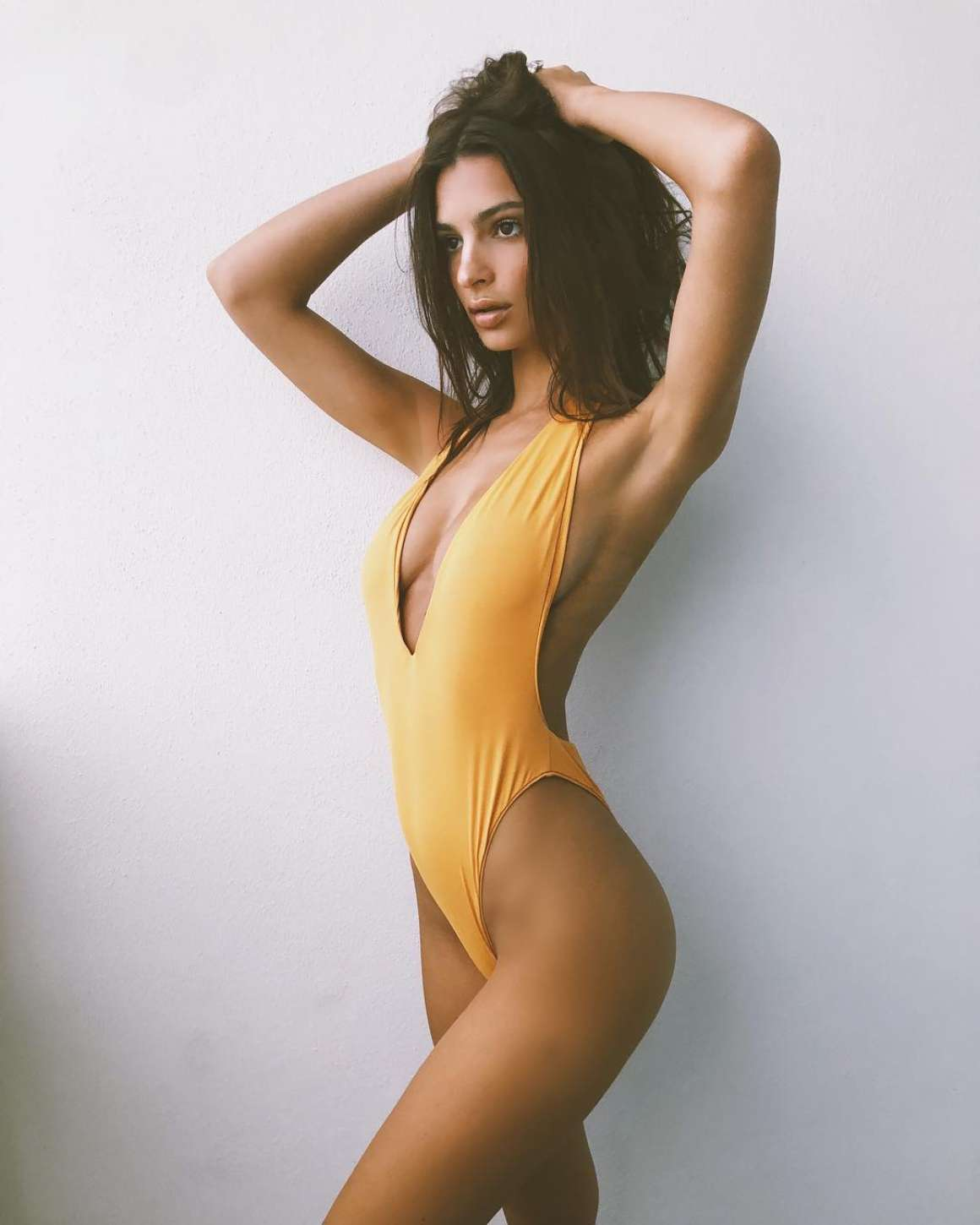 Emily Ratajkowski in Swimsuit – Social Media Pics
