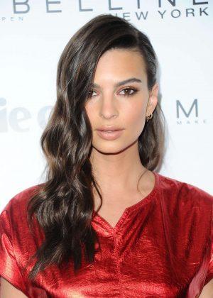 Emily Ratajkowski - Marie Claire Celebrates 'Fresh Faces' Event in LA
