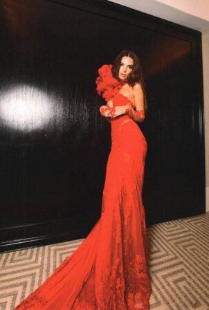 Emily Ratajkowski - Met Gala 2021 photoshoot by Amber Asaly