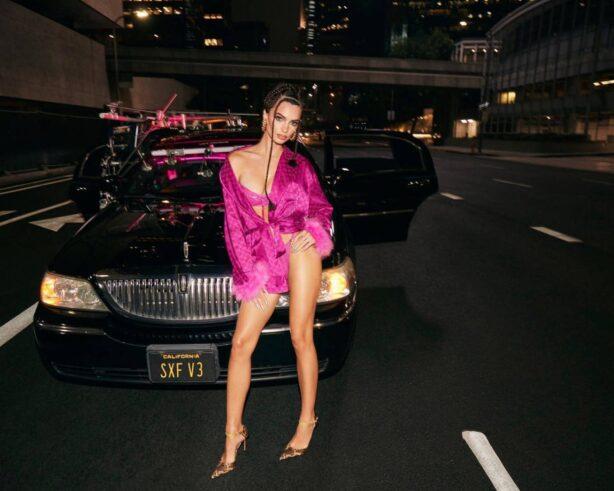 Emily Ratajkowski - Photoshoot for Savage x Fenty 2021