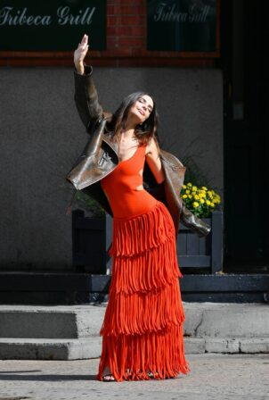 Emily Ratajkowski - Photoshoot in New York City