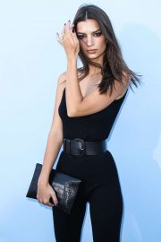 Emily Ratajkowski - Pictured at Michael Kors show at 2019 New York Fashion Week