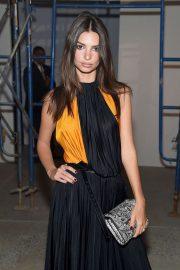 Emily Ratajkowski - Proenza Schouler Fashion Show - New York Fashion Week