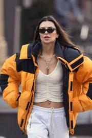 Emily Ratajkowski - Seen out in NYC