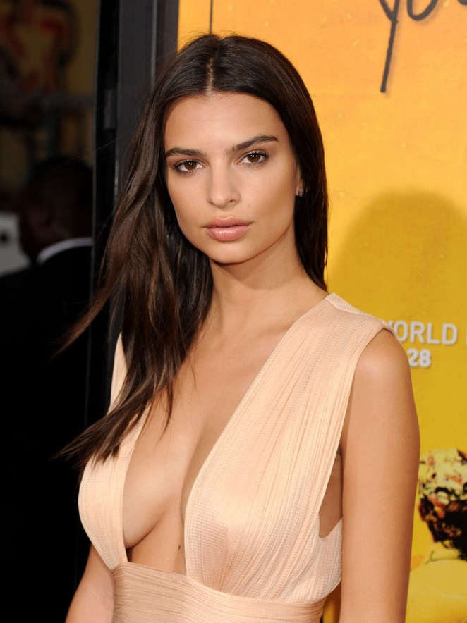Emily Ratajkowski - 'We Are Your Friends' Premiere in LA