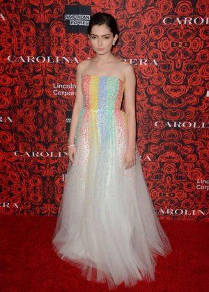 Emily Robinson - An Evening Honoring Carolina Herrera in New York