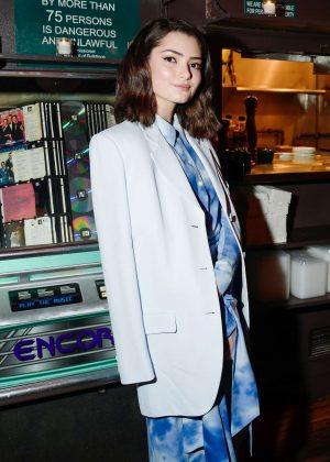 Emily Robinson - Michael Kors x David Downton Dinner Celebration in NYC