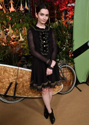 Emily Robinson - Teen Vogue Young Hollywood Party in Los Angeles