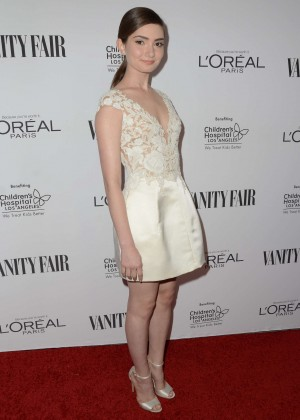 Emily Robinson - Vanity Fair L'Oreal Paris and Hailee Steinfeld host DJ Night in West Hollywood