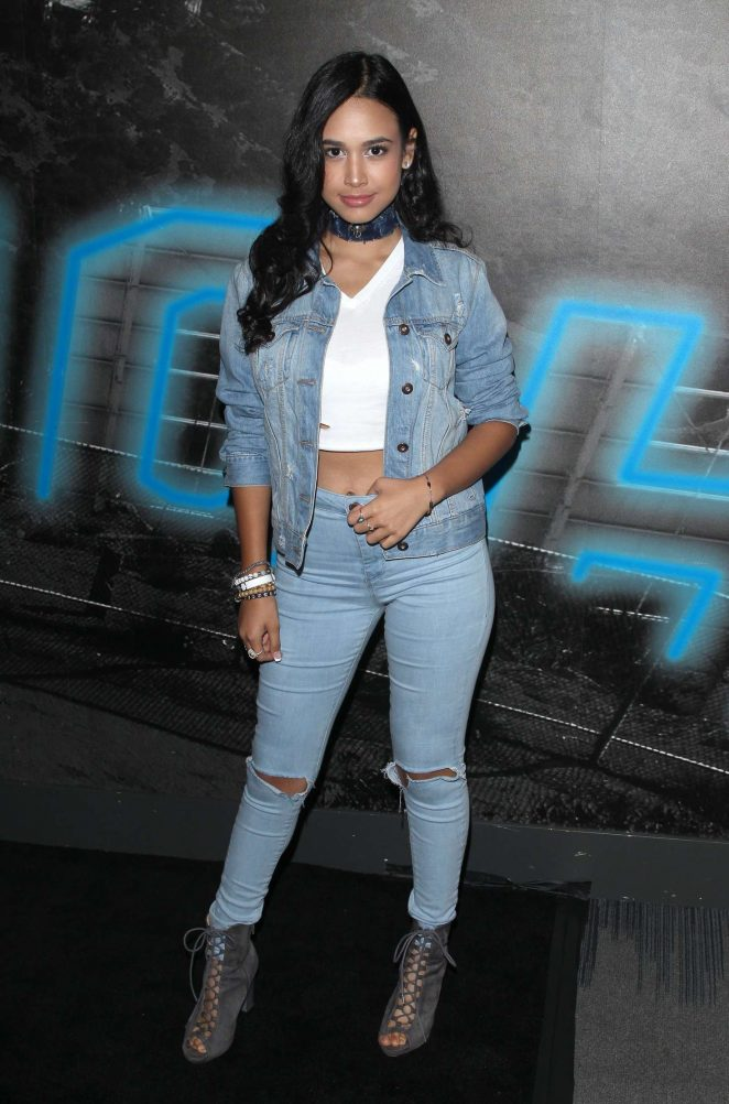 Emily Tosta - AJ 'Tongue' Video Release Party in Hollywood