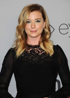Emily VanCamp - 2018 InStyle and Warner Bros Golden Globes After Party in LA