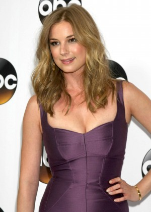 Emily VanCamp - Disney & ABC Television Group's TCA Winter Press Tour in Pasadena