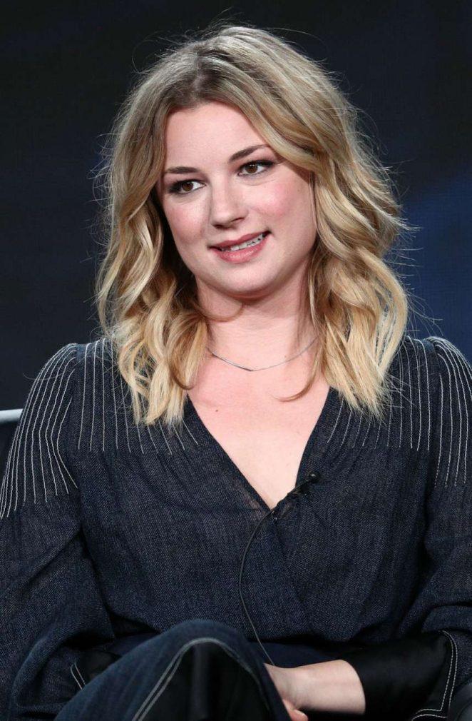 Emily VanCamp - FOX 'The Resident' TV Show Panel in LA