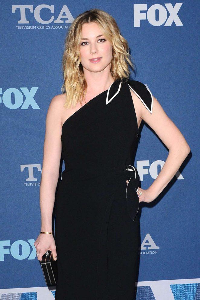 Emily VanCamp - FOX Winter All-Star Party at TCA Winter Press Tour in LA