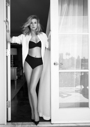 Emily VanCamp: Sharp Magazine 2016 -05