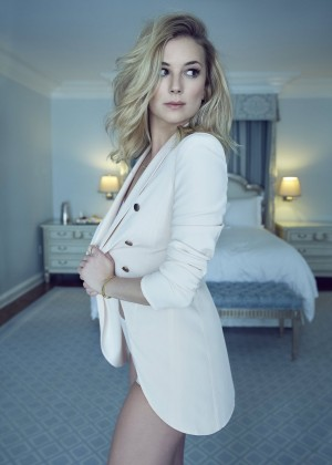 Emily VanCamp: Sharp Magazine 2016 -07