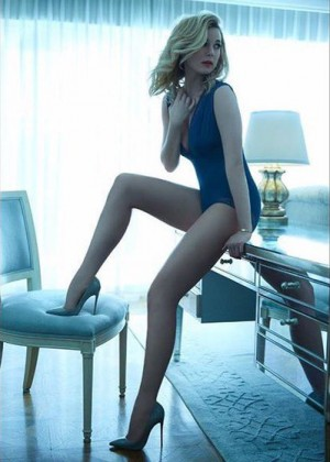Emily VanCamp: Sharp Magazine 2016 -08