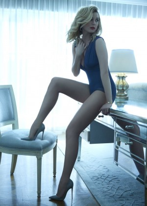 Emily VanCamp - Sharp Magazine Photoshoot 2016