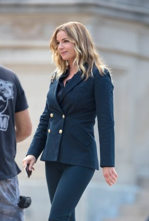 Emily VanCamp - 'The Falcon and the Winter Soldier' set in Atlanta