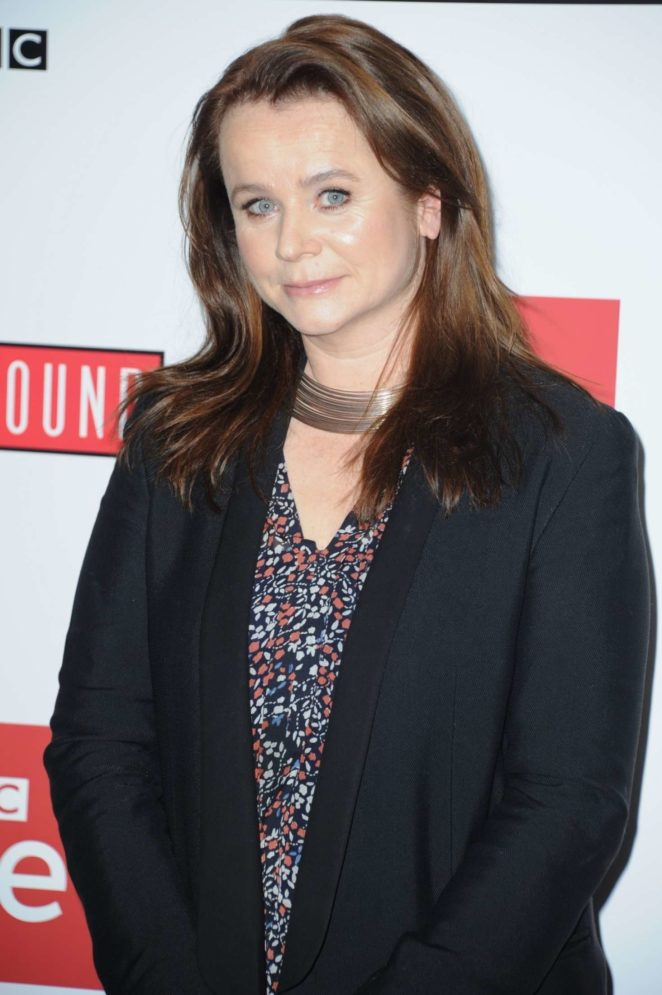 Emily Watson - 'Little Women' TV Show Screening in London