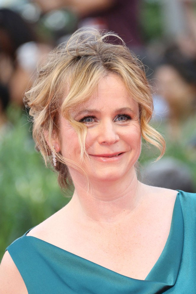 Emily Watson – Opening Ceremony and Premiere of 'Everest' at 72nd Venice Film Festival