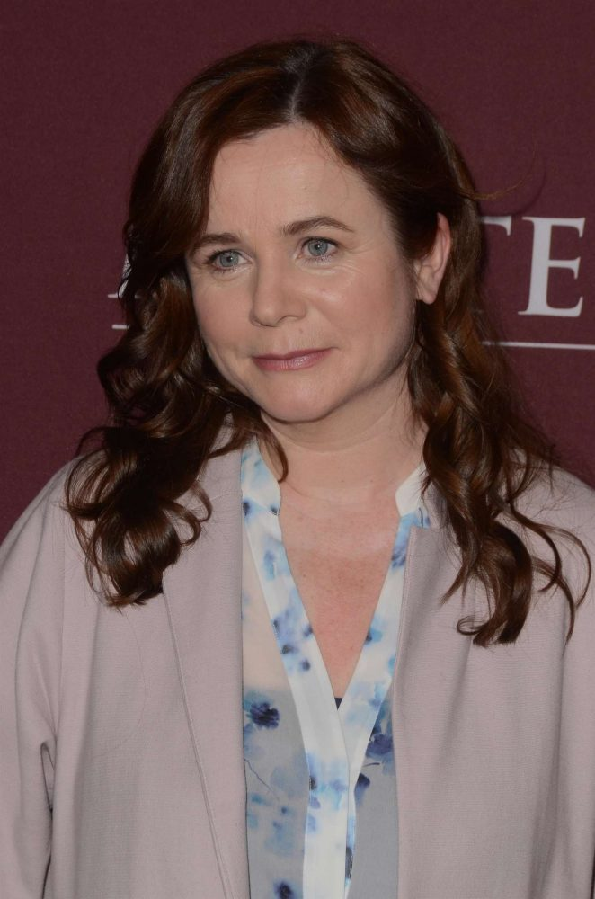 Emily Watson - PBS Masterpiece 'Little Women' TV Show Panel in LA