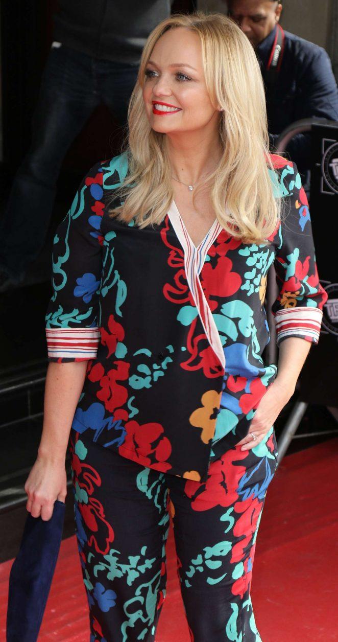 Emma Bunton - 2017 TRIC Awards in London