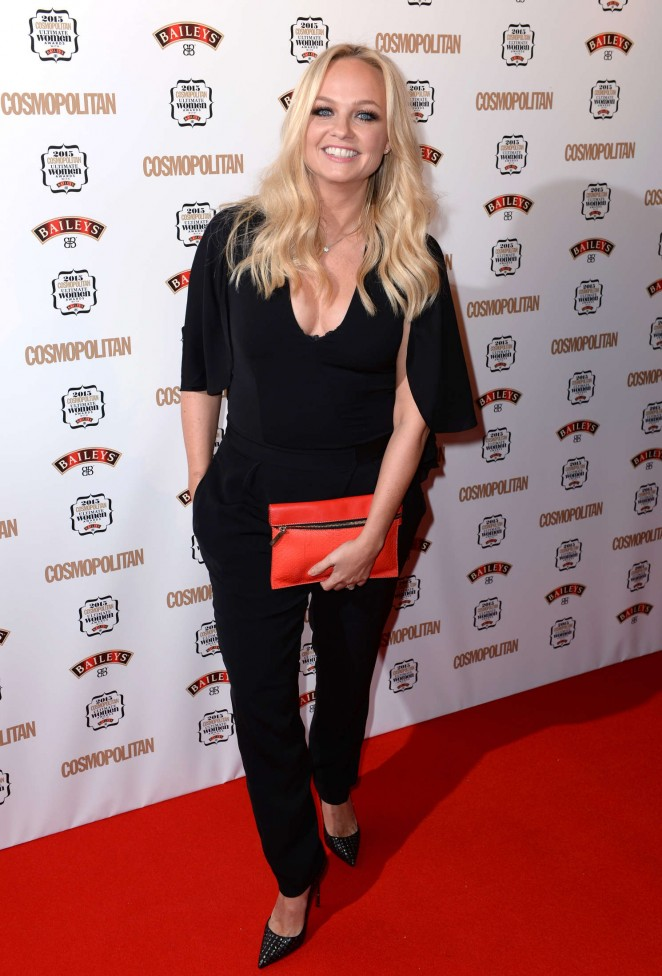 Emma Bunton - Cosmopolitan Ultimate Women Of The Year Awards 2015 in London