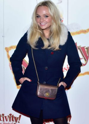 Emma Bunton - 'Nativity' Gala Night in London