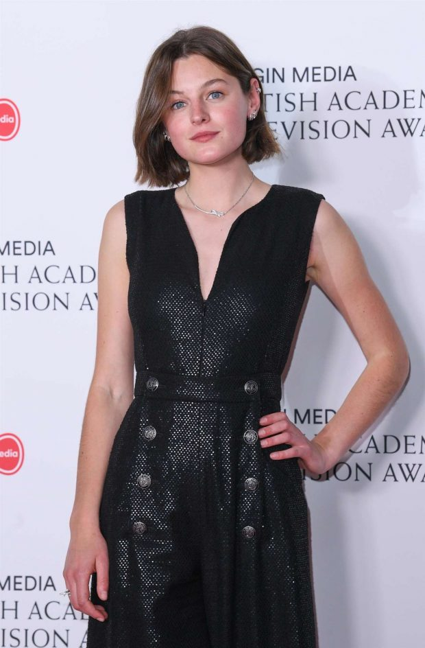 Emma Corrin - British Academy Television Awards 2019 in London