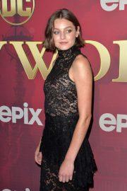 Emma Corrin - 'Pennyworth' Premiere in Los Angeles