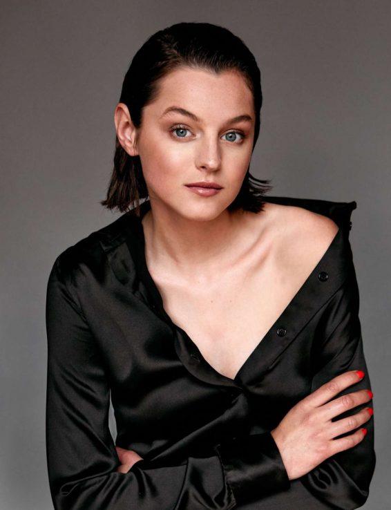 Emma Corrin - Wonderland Magazine 2019