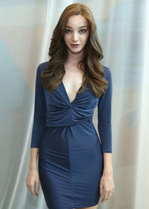 Emma Dumont - United Nations x Parley For The Oceans Launch Event in NYC