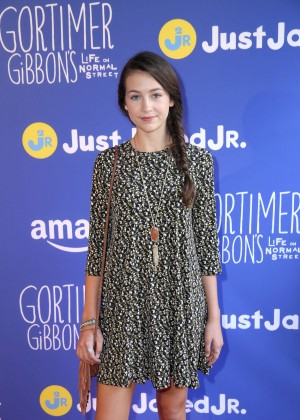 Emma Fuhrmann - Just Jared Fall Fun Day 2015 in Los Angeles