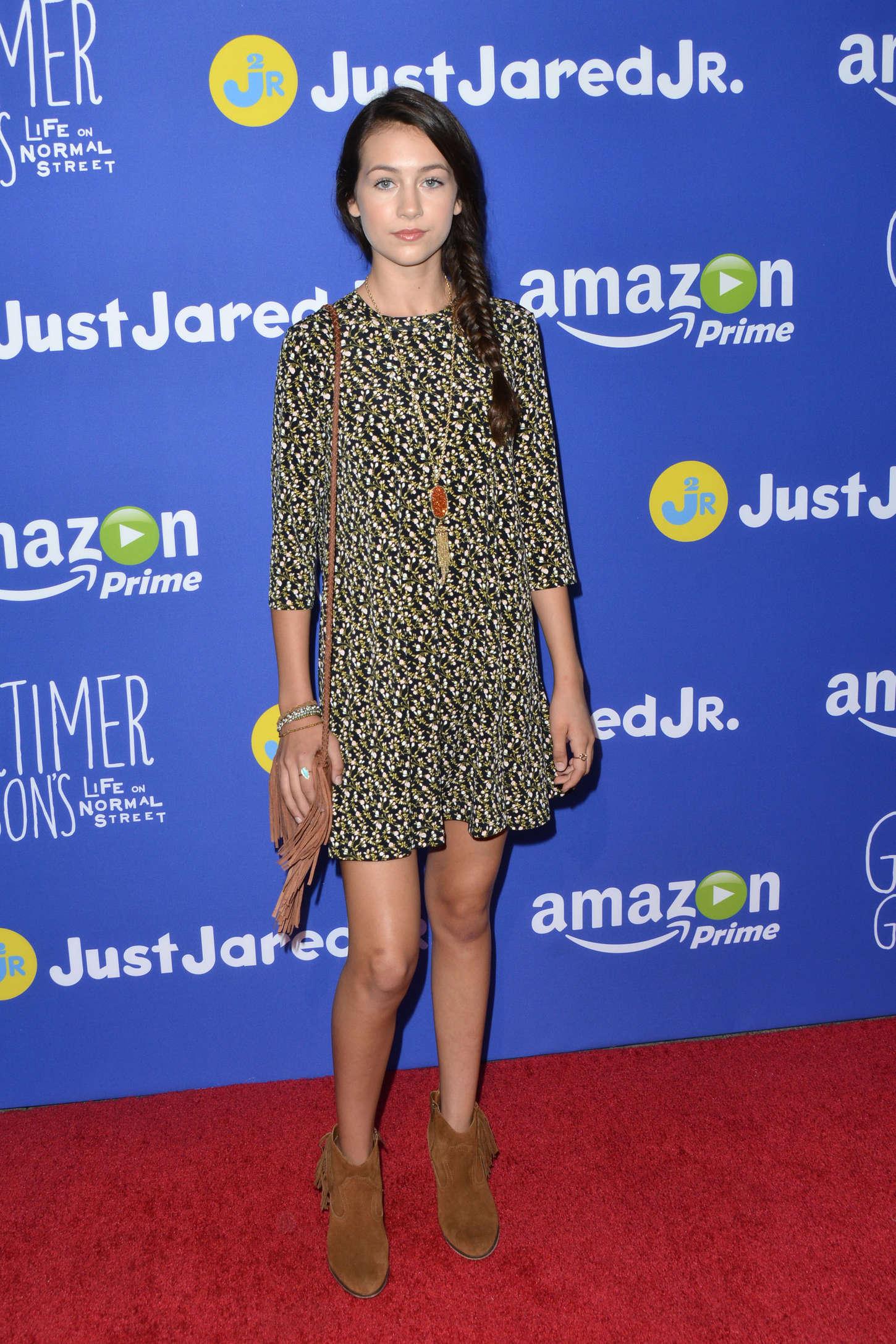 Emma Fuhrmann: Just Jared Fall Fun Day 2015 -06