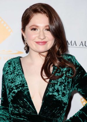 Emma Kenney - 2018 Cinema Audio Society Awards in Los Angeles
