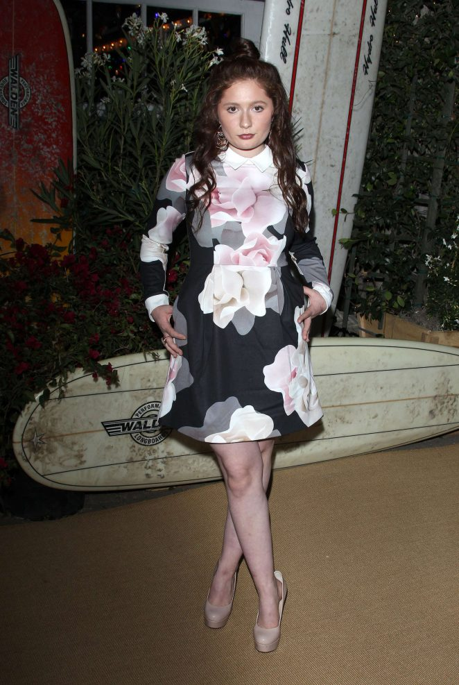 Emma Kenney - Teen Vogue Young Hollywood Party in Los Angeles