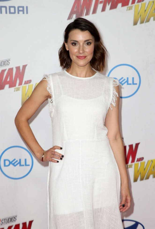 Emma Lahana - 'Ant-Man and The Wasp' Premiere in Los Angeles