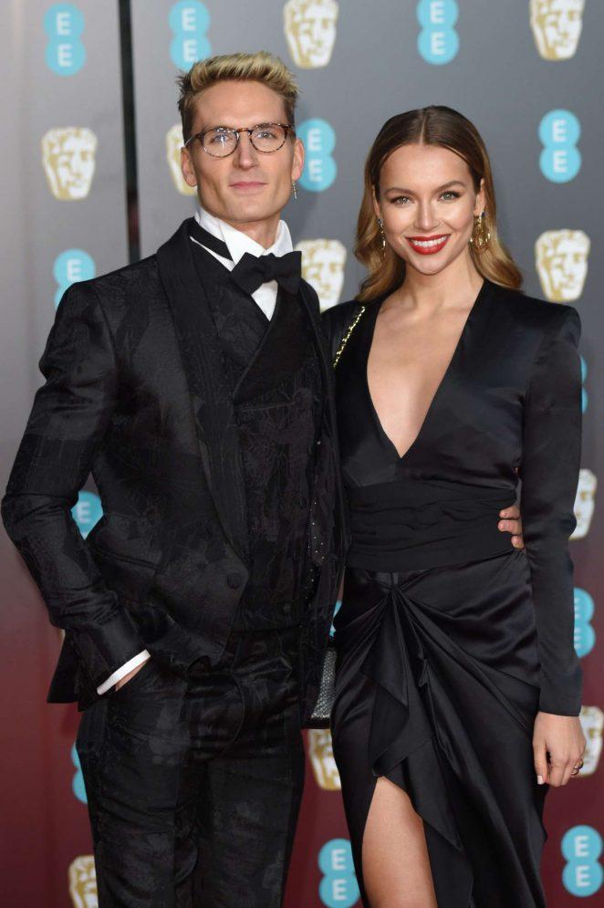Emma Louise Connolly - 2018 BAFTA Awards in London