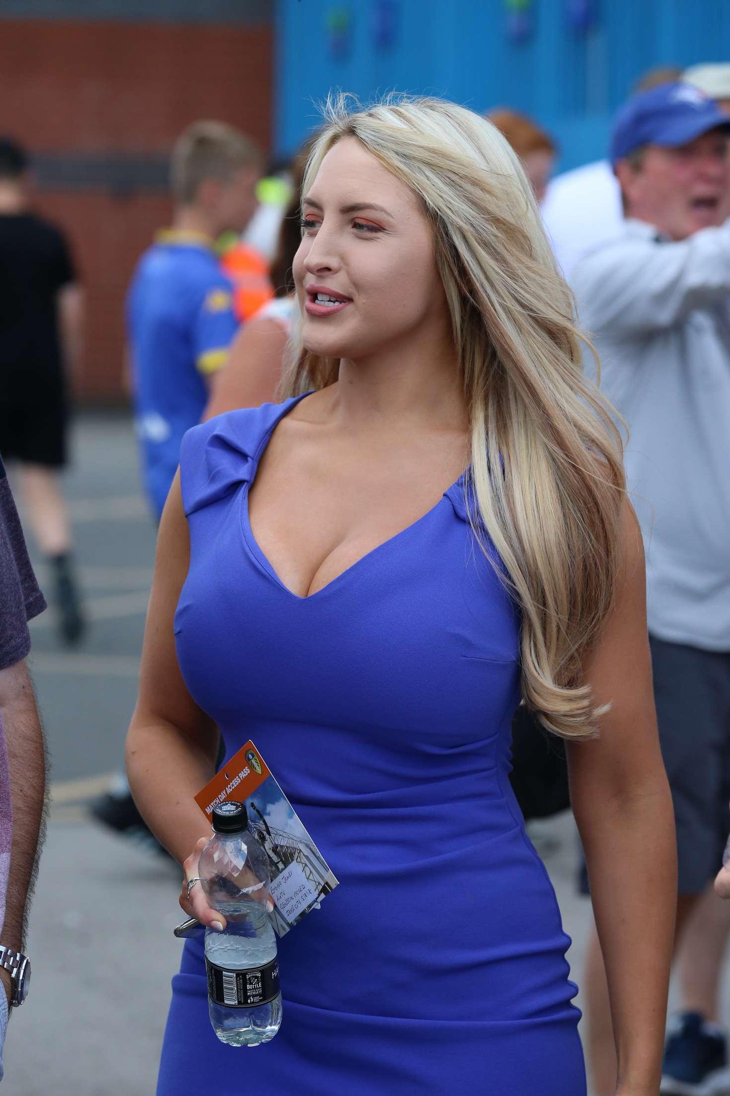 Jones emma louise Leeds TV