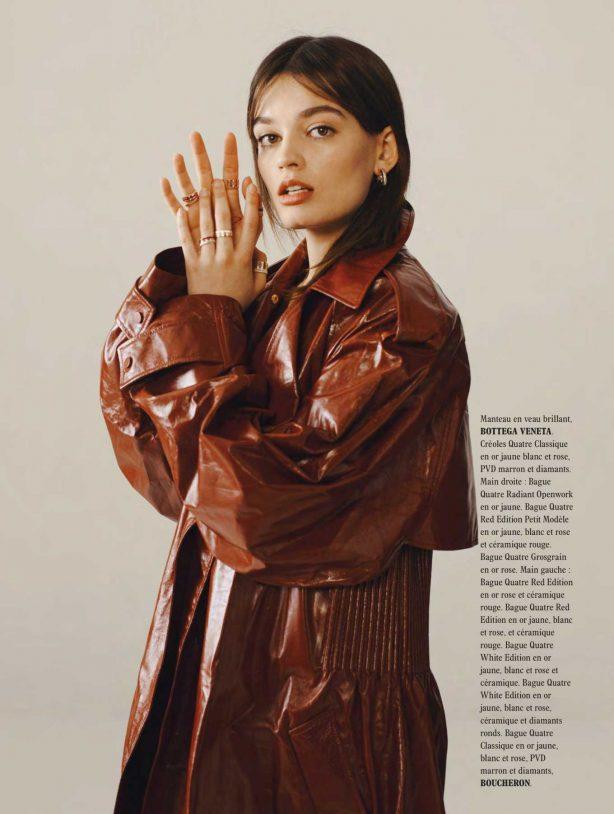 Emma Mackey for L'Officiel Paris (March 2020)