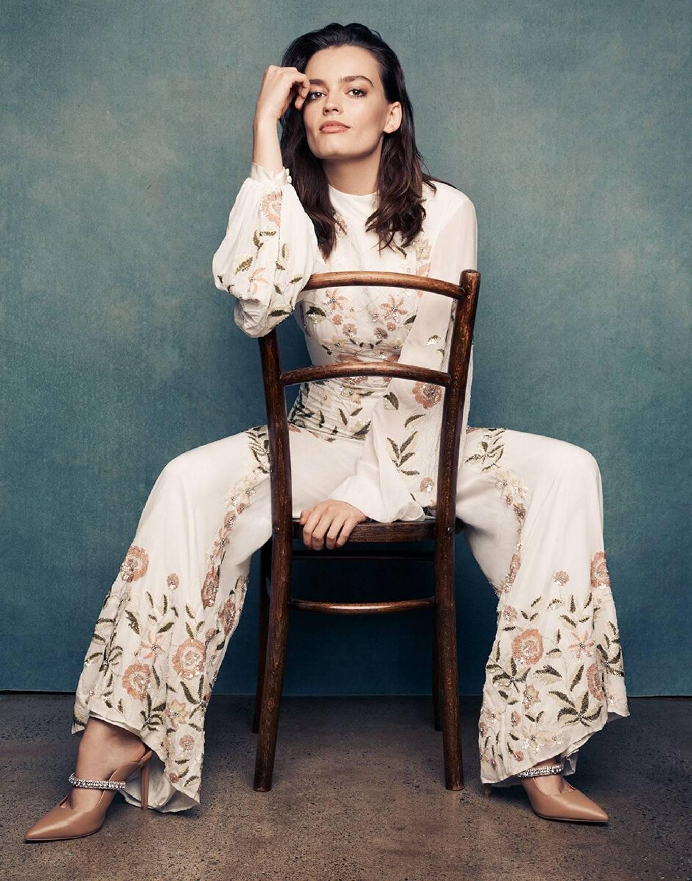 Emma Mackey 2020 : Emma Mackey – GQ Magazine (France 2020 issue)-05